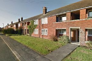 Two men have been arrested on suspicion of assault after a couple were allegedly attacked in their home in Heywood Road, Preston on Wednesday, May 22.