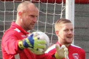Barry Roche and Mark Halstead were both offered new contracts by Morecambe
