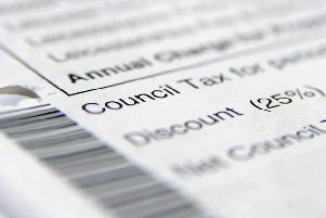 Broxtowe Borough Council is receiving more complaints about council tax bills.