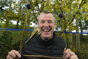 Andy Clist now volunteers for Myplace