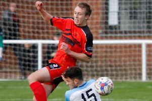 Garstang got the better of Stockport Town on penalties last weekend