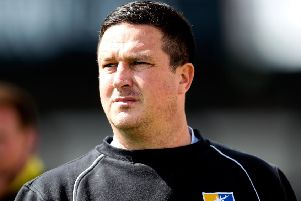 Paul Cox in his Mansfield Town days.