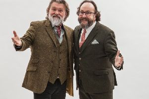 The Hairy Bikers are on tour next year.