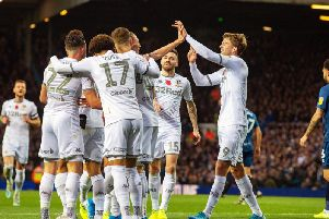 Leeds United were 2-1 winners over Blackburn Rovers on Saturday