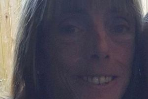 Christine Clarke, 51, had been wearing the coat, which has been recovered from the Leeds Liverpool Canal, when she was reported missing in Chorley on Saturday, November 9. Pic: Lancashire Police