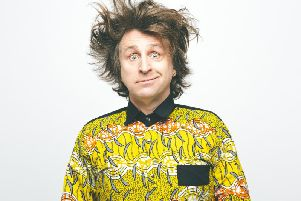 Milton Jones will play Lowther Pavilion in November 2020