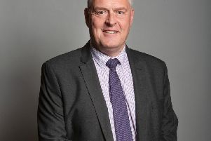 Lee Anderson, MP for Ashfield and Eastwood.