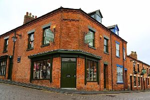 The DH Lawrence Birthplace Museum in Eastwood.