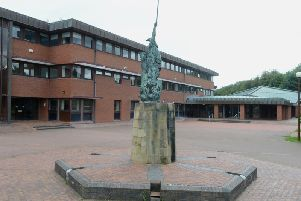 The headquarters of Northumberland County Council