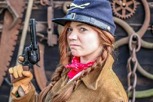 See Calamity Jane in Nottingham soon
