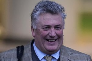 Trainer Paul Nicholls, who landed a five-timer at Ascot's big meeting on Saturday (PHOTO BY: Alan Crowhurst/Getty Images)