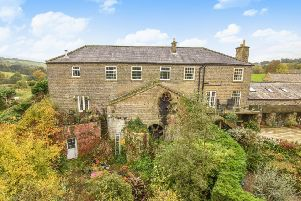 Rolling Mill, Low Wath Road, Pateley Bridge - �495,000 with Hunters, 01423 536222.