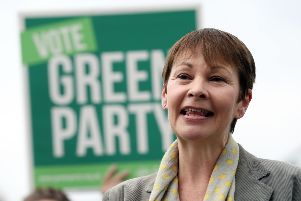 Caroline Lucas is a Green Party MP.