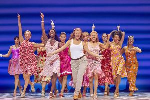 MAMMA MIA! 'International Tour Cast  2018/2019