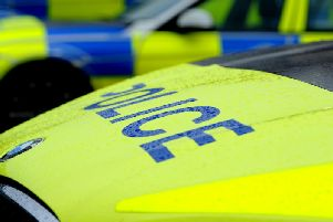 Up to five cars and a lorry are believed to have been involved in the accident.