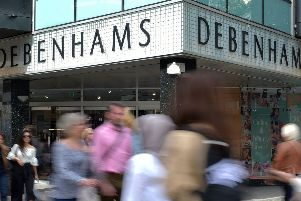 """Debenhams said it will give any firm takeover offer from Sports Direct """"due consideration"""". Photo: Nick Ansell/PA Wire"""