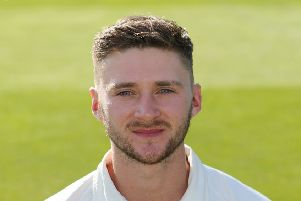 Nottinghamshire CCC 2019, Joe Clark