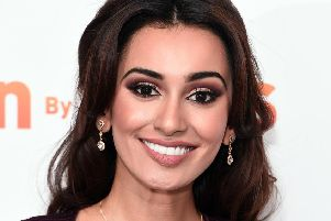 Actress Shila Iqbal at the premiere for film Eaten By Lions. Picture: Getty Images