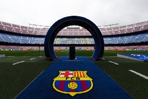 Camp Nou. Pic credit: Getty Images.