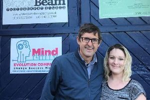 Louis Theroux Stacey Syson