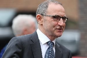 Nottingham Forest manager Martin O'Neill.