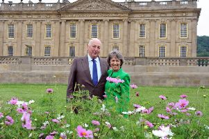 RHS Chatsworth Flower Show takes place this week