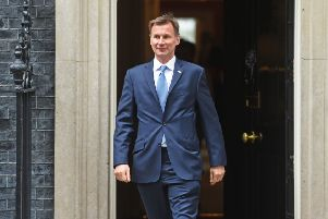 Foreign Secretary Jeremy Hunt has promised to rebalance the economy if he becomes PM.