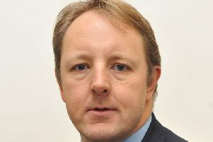 Chesterfield MP Toby Perkins.