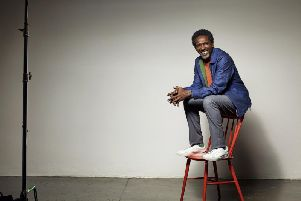 Lemn Sissay. Photo by Hamish Brown