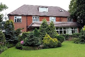 Moorlands Care Home in Brinsley, which received a 'Requires Improvement' rating from the Care Quality Commission.