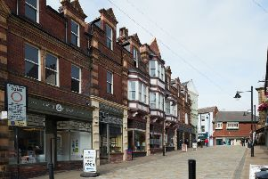 What more can be done to help town centres like Pontefract?