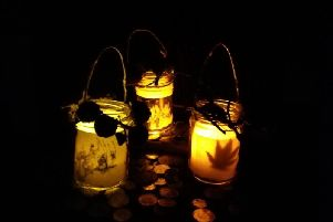 Make your own Fairy Lantern at Northwood Fairy Trail this autumn