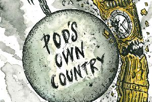 Pod's Own Country.
