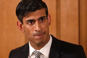 Chancellor Rishi Sunak. Photo: PA