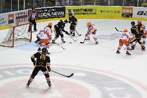 Steelers v Panthers, always a good spectacle