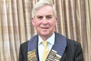 Roy Field was appointed president during the convention at Harrogate.