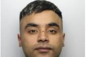 Hamza Ali Hussain has been jailed for eight years.