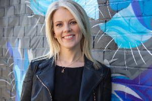 Sarah Crossan's Moonrise was named Lancashire Book of the Year 2019
