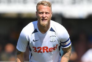 Deepdale captain Tom Clarke