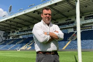 Yorkshire Carnegie's new director of rugby Martyn Wood.