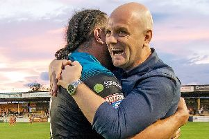 Leeds Rhinos' upturn in form over the last few weeks has delighted interim-coach Richard Agar - but he's refusing to rest on his laurels. PIC: Allan McKenzie/SWpix.com