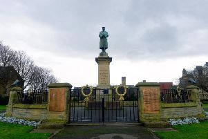 There will be new additions to Batley War Memorial.