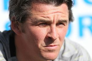 Joey Barton watch Saturday's opponents Rochdale draw with Lincoln on Tuesday