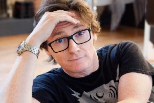 Comedian Ed Byrne will bring his 'If I'm Honest' tour to Lowther Pavilion