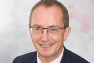 Dr Jim Gardner is the new medical director at Blackpool Teaching Hospitals NHS Foundation Trust, which runs Blackpool Victoria Hospital and Clifton Hospital in St Annes (Picture: Blackpool Teaching Hospitals NHS Foundation Trust)