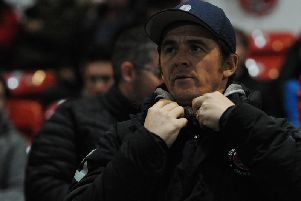 Joey Barton believes the best policy is to support his Fleetwood players when they make mistakes
