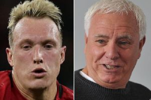 Preston-born soccer star Phil Jones and Lancashire comedian Dave Spikey have donated prizes to a charity auction in aid of Sue Ryder (Phil Jones picture: Will Russell/Getty Images)