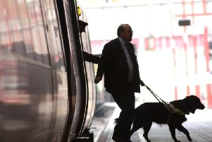 Rail companies have had ten years to ensure trains are accessible to passengers with mobility problems, but have failed