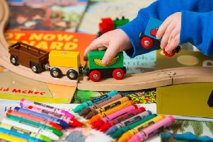 Lancashire's local authority-run nursery schools have had their financial situations categorised