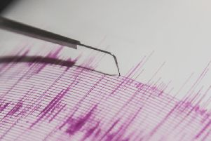 One of the biggest earthquakes to hit Lancashire occurred 75 years ago